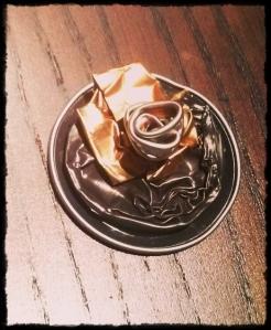 DIY: Broche Flor de Otoño