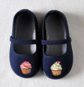 lolitaluna zapatillas cupcakes