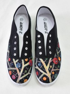 Lolitaluna. Zapatillas mackintosh adulto