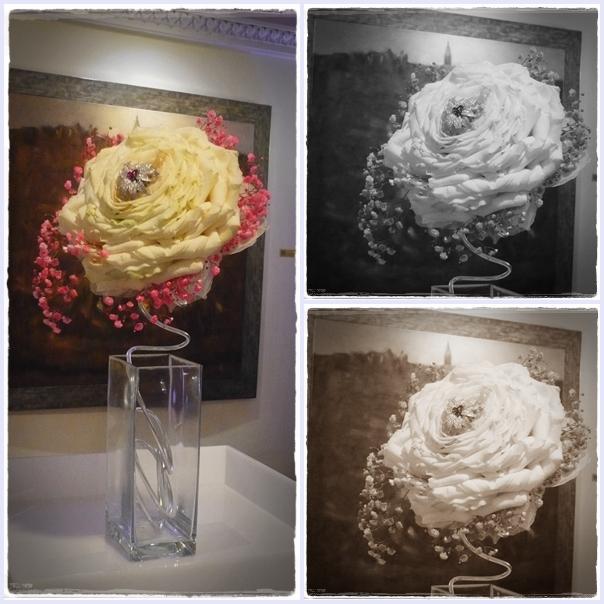 Sí Carlton Bodas - Flores Elorz